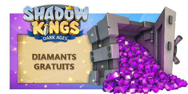 Diamants gratuits